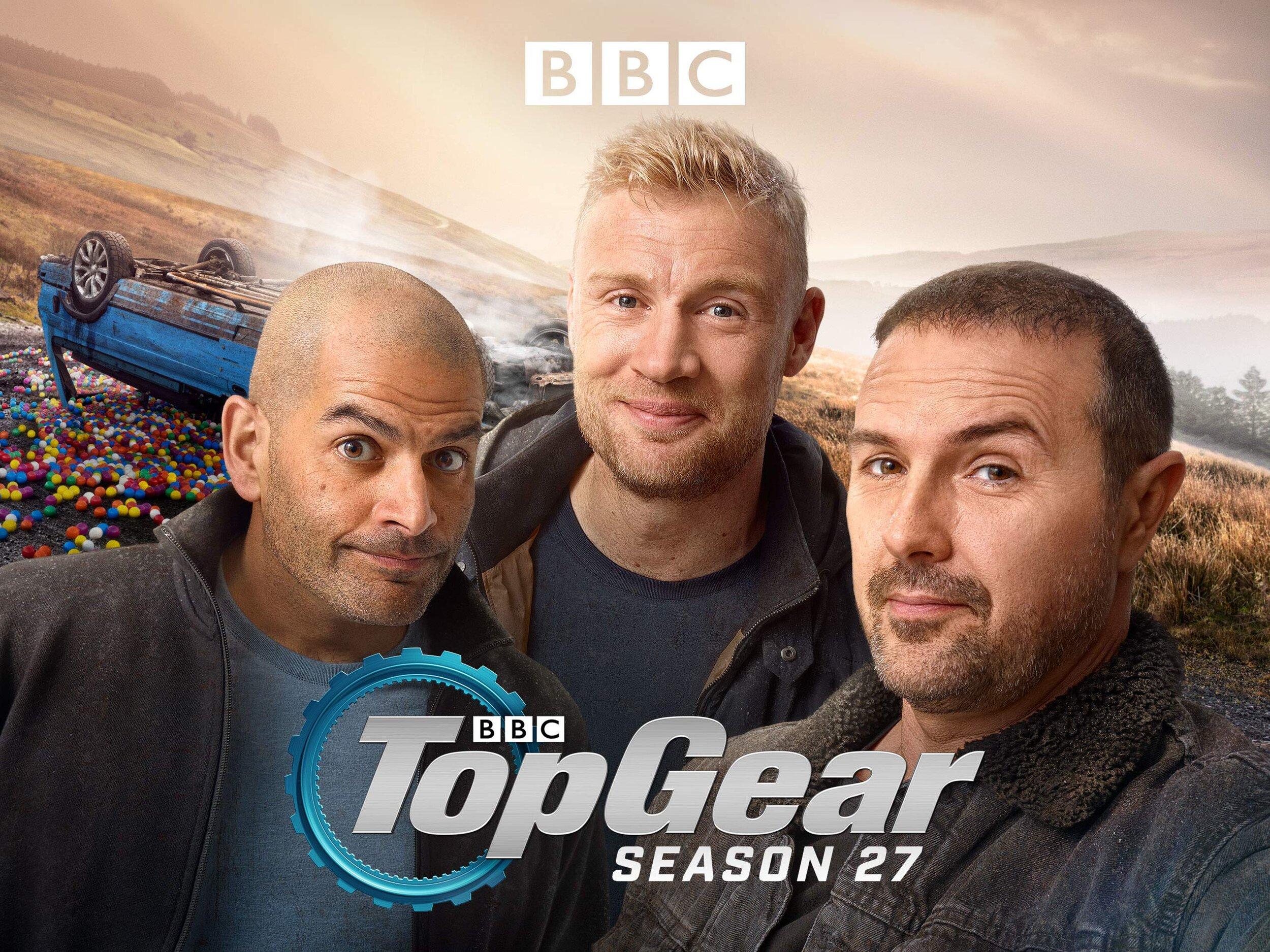 Top Gear UK  Source: Amazon