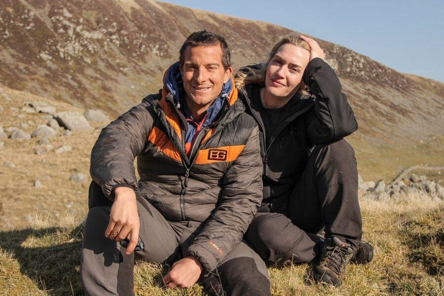 Running Wild with Bear Grylls  Source: Digital Spy