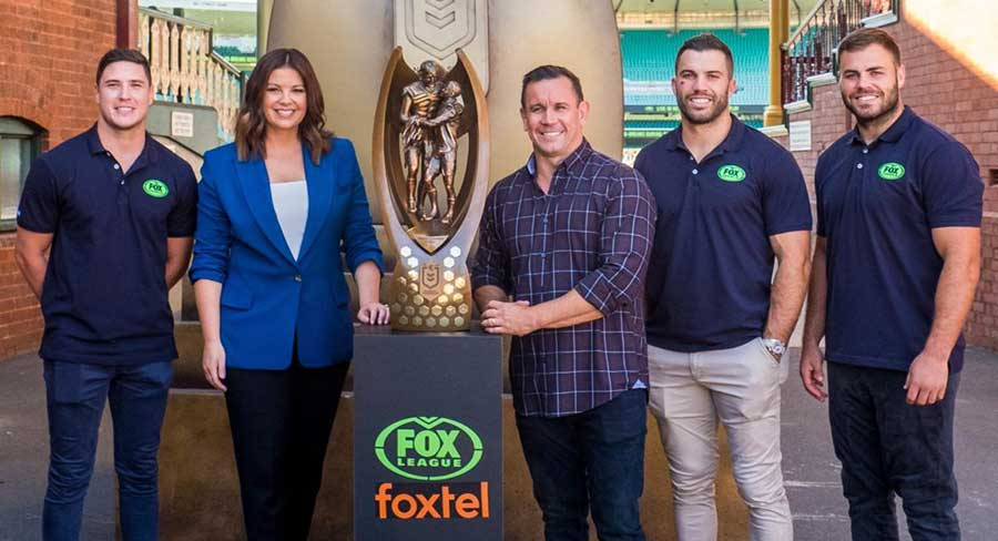 FOXTEL signs new extended deal for NRL as NINE secures cash saving | TV Blackbox