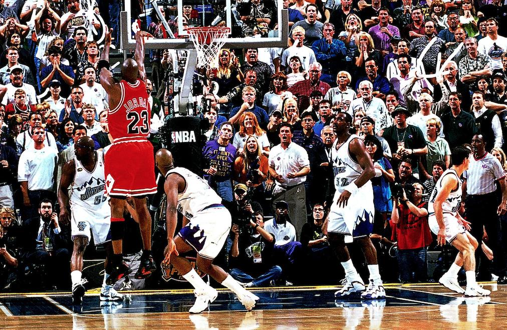 1998 NBA Finals, Game 6