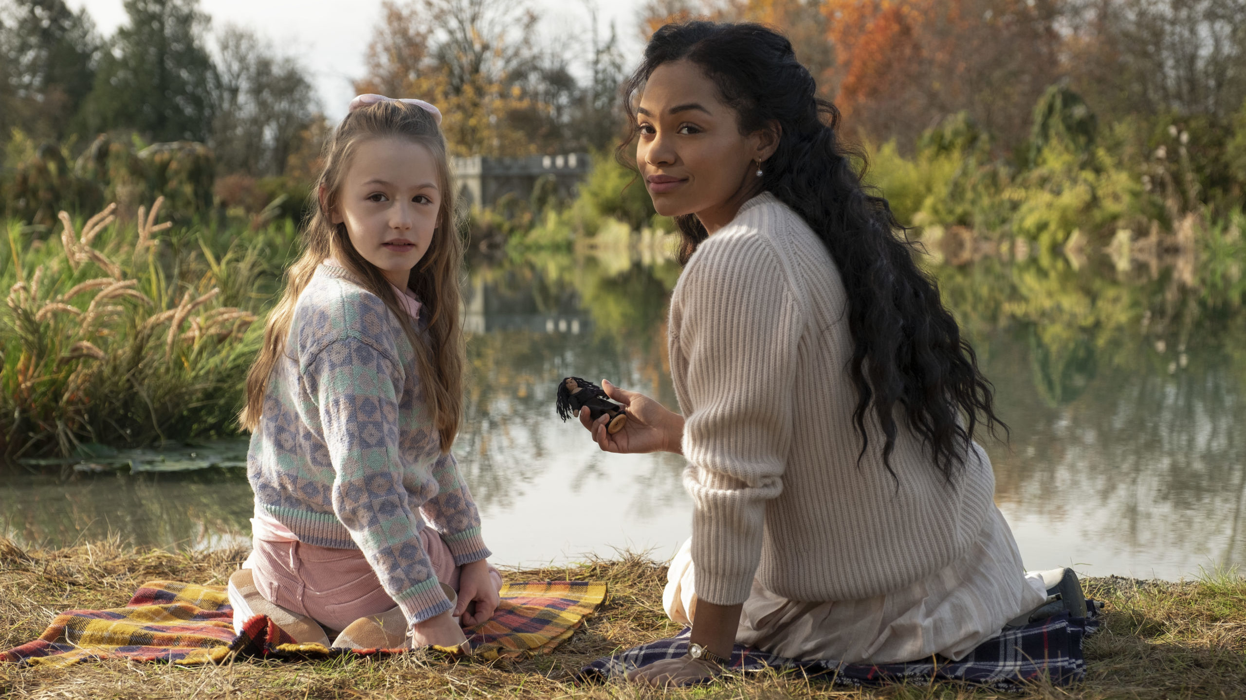 New Horror Series The Haunting Of Bly Manor Arrives This Week On Netflix Tv Blackbox