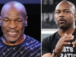 Mike Tyson vs Roy Jones Jnr (image - essentially sport)