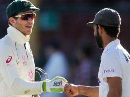 Sydney Test (image - Indian Express)