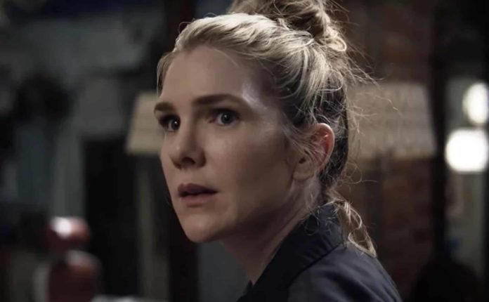 Lily Rabe in Tell Me Your Secrets (image - Amazon Prime)