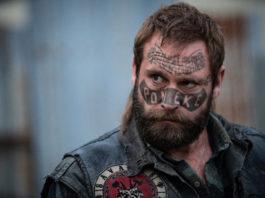 Damage played by Jake Ryan (image - Matt Grace)