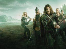 Beowulf: Return To The Shieldlands (image - SBS)