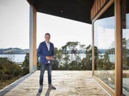 Grand Designs Australia Host Peter Maddison (image - Foxtel)
