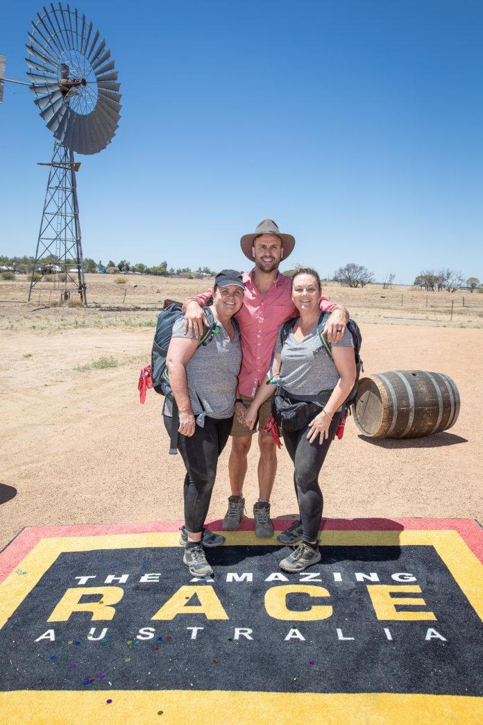 The Amazing Race Australia - The Mums and Beau Ryan [image - 10]