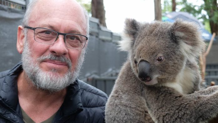 Tim Flannery (image - ABC)