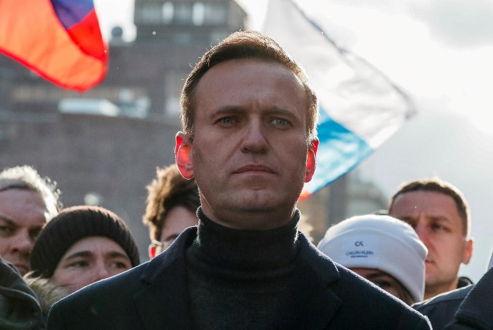 Alexei Navalny (image - ABC)