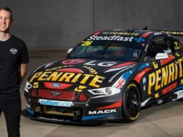David Reynolds will pilot a Ford Mustang in 2021 (image - Fox Sports)