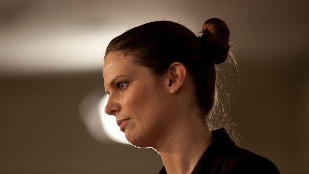 Kate Ellis (image - ABC)