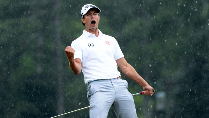 Adam Scott (Photo by Harry How/Getty Images)