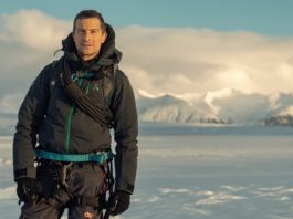 Bear Grylls (image - National Geographic)