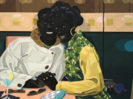BLACK ART: ART IN THE ABSENCE OF LIGHT (image - HBO)
