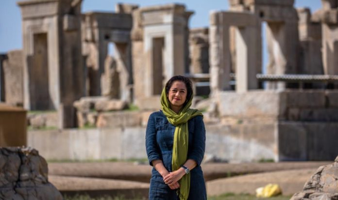 THE PERSIANS: A HISTORY OF IRAN (image - Foxtel)