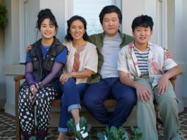 Hannah Kim, Julia Yon, Danny Kim and Ocean Lim. (image - Ruby Lennon)
