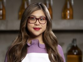 MasterChef Season 13 - YoYo Yang, SA (image - Channel 10)