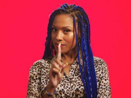 Terilisha stars in season 2 of THE CIRCLE (image - Netflix)