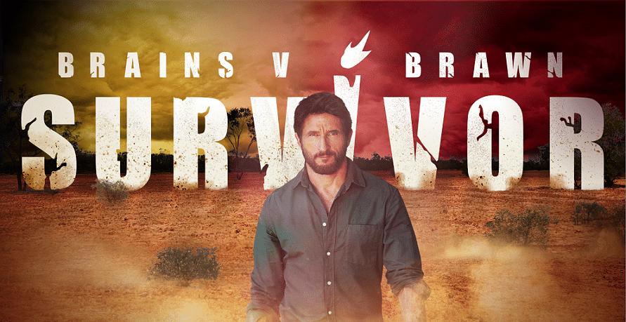 Australian Survivor - Brains V Brawn