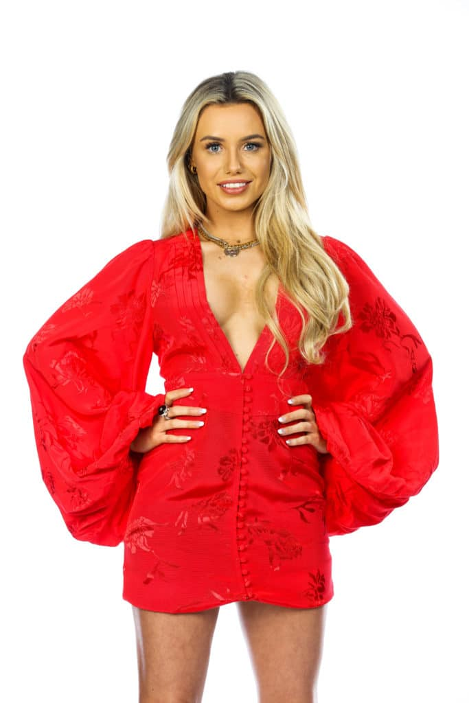 Alex, Cast of Big Brother 2021 (image - Channel 7)