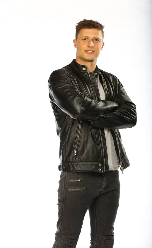 Brenton, Cast of Big Brother 2021 (image - Channel 7)