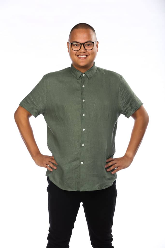 Gabe, Cast of Big Brother 2021 (image - Channel 7)