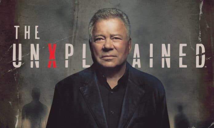 The UnXplained with William Shatner (image - History)