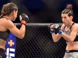 Marina Rodriguez (image - UFC)