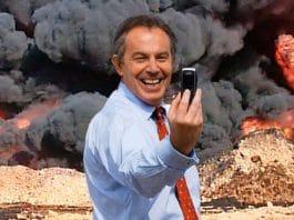 The Killing$ of Tony Blair (image - Foxtel)