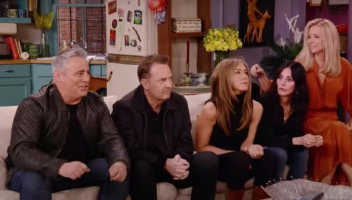 Friends: The Reunion (image - HBO)