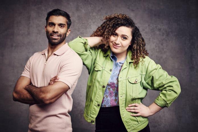 Starstruck - Tom (Nikesh Patel) and Jessie (Rose Matafeo)