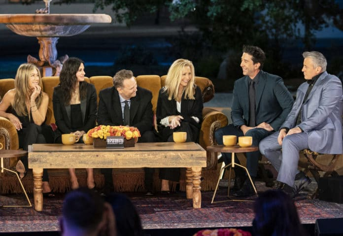 Friends: The Reunion (image - Binge)