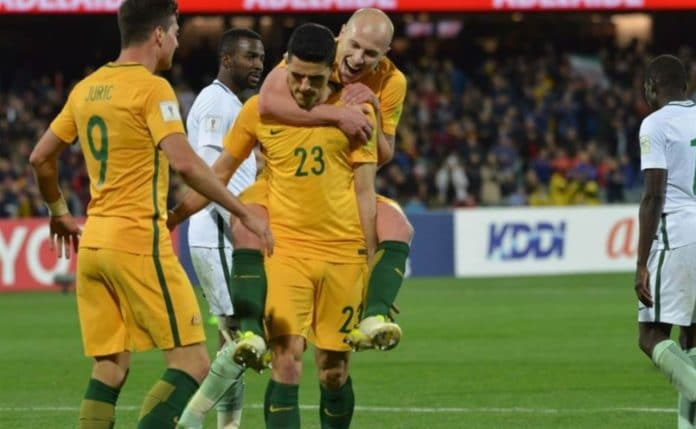 Socceroos World Cup Qualifiers (image - FTBL)