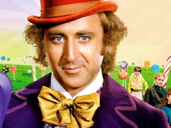Gene Wilder as Willy Wonka (image - Vox)