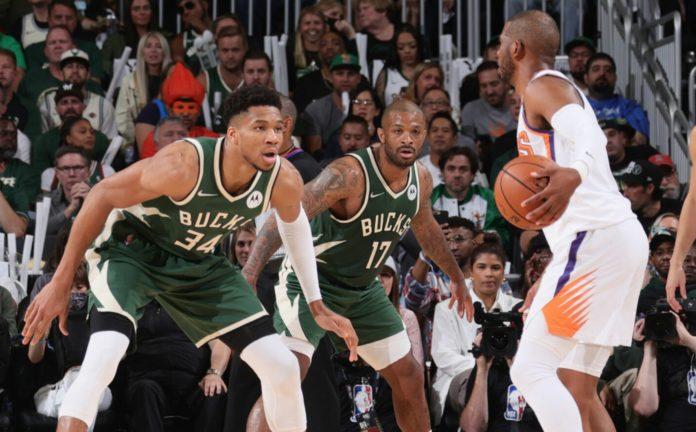 Milwaukee Bucks and Phoenix Suns in Game 5 (image - NBA.com)