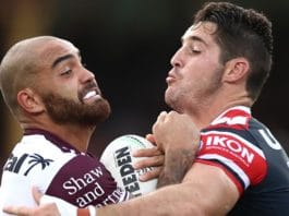 Manly Sea Eagles v Sydney Roosters (image - News Corp)