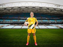 Ellie Carpenter (image - Matildas.com.au)